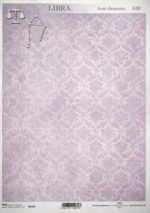 Rice Paper - Libra