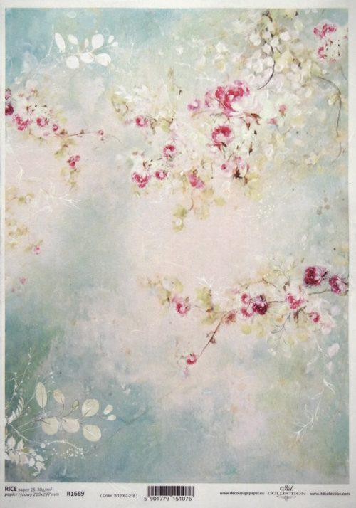 Rice Paper -  Spring Blossom