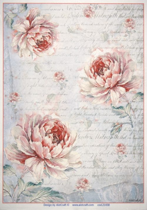 Rice Paper - Tree Peonies