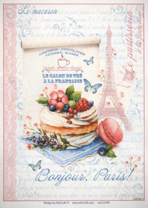 Rice Paper - Le Macaron