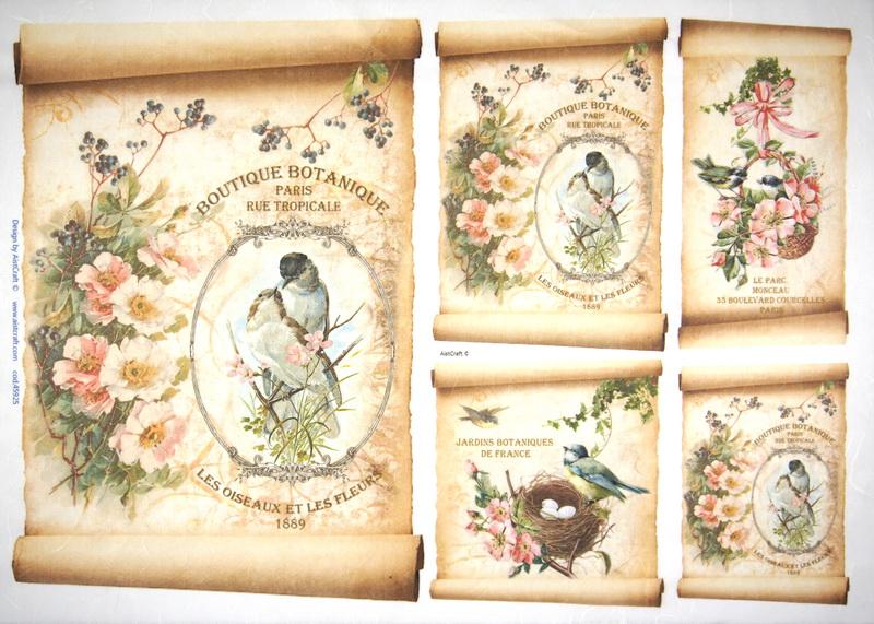 Rice Paper - Botanic Garden