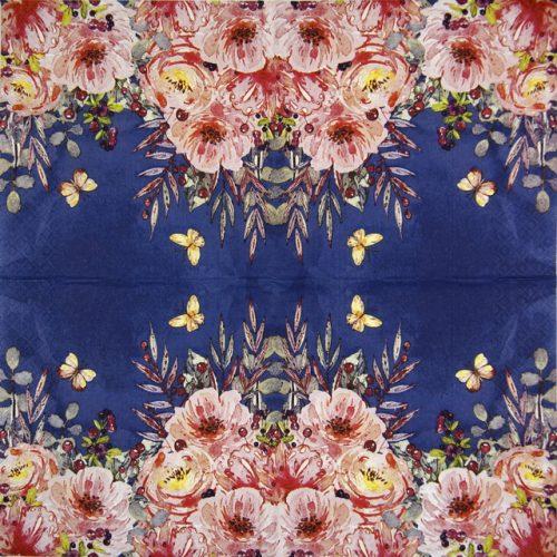 Paper Napkin - Fleur