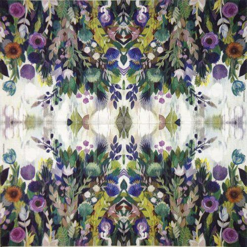 Paper Napkin - Danielle Duer: La Esmeralda