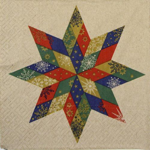 Paper Napkin - Fornir Star