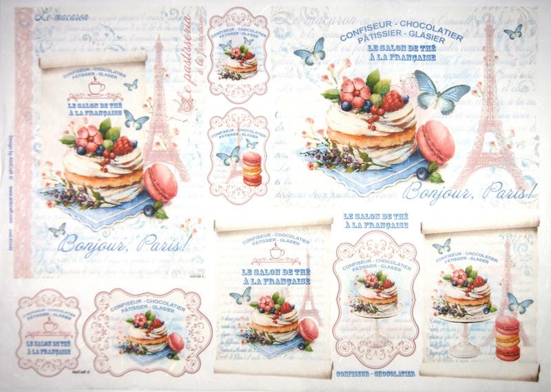 Rice Paper - Paris confiseur chocolatier