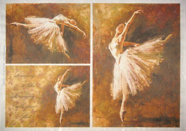 Rice Paper -  Dancing Dream