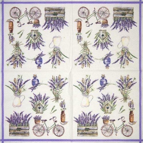 Paper Napkin - Rustic Provence