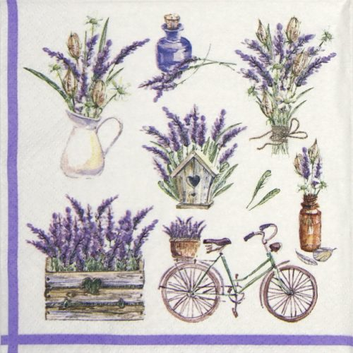 Lunch Napkins (20) - Rustic Provence