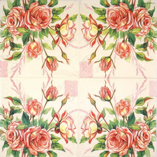 Paper Napkin - Margareth