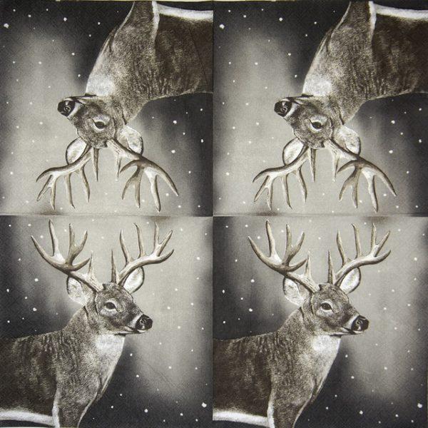 Paper Napkin - Deer