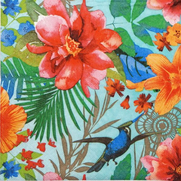 Lunch Napkins (20) - Tropical Paradise