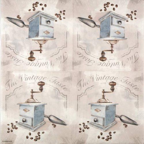 Paper Napkin - Vintage Taste