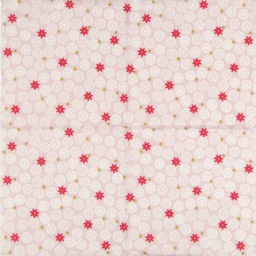 Paper Napkin - Prlude rose
