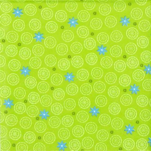 Paper Napkin - Prlude green