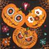 Lunch Napkins (20) - Mexican Pumpkins
