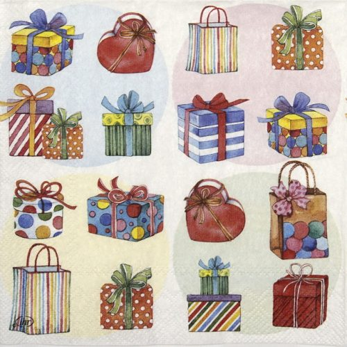 Paper Napkin - Gifts