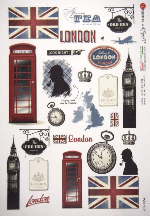 Rice Paper - London