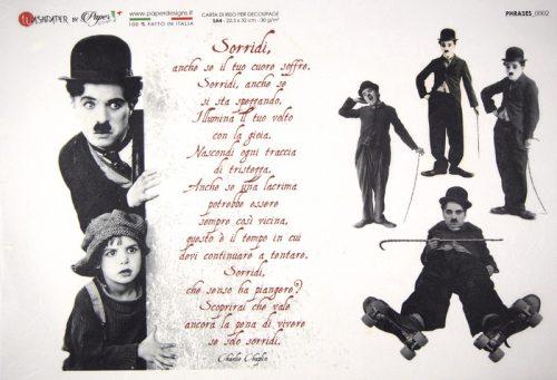 Rice Paper - Charlie Chaplin