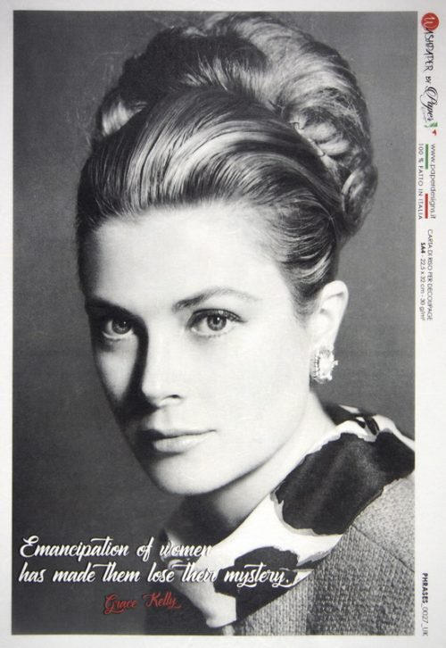 Rice Paper - Grace Kelly