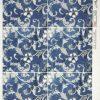 Rice Paper - Tiles Blue