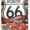 Rice Paper - Route 66 Illinois