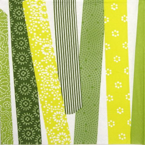 Lunch Napkins (30) - Patch Green