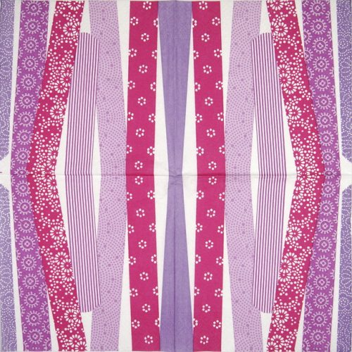 Paper Napkin - Patch Pink