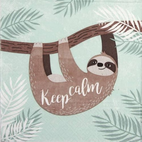 Lunch Napkins (20) - Keep Calm