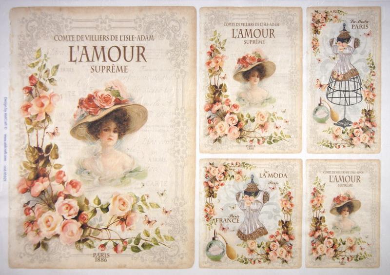 Rice Paper - L'amour