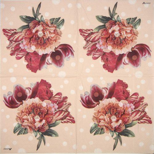 Paper Napkin - Lenora