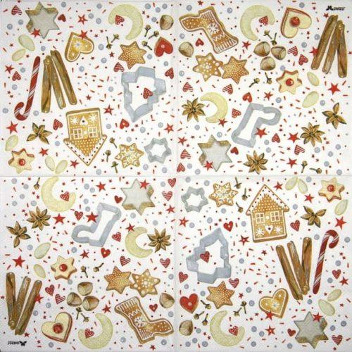 Paper Napkin - Magali