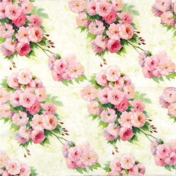 Paper Napkin - Arianna Cream