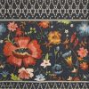 Paper Napkin - Darcy Black