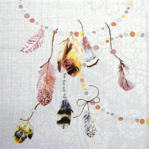 Paper Napkin - Dreamcatcher