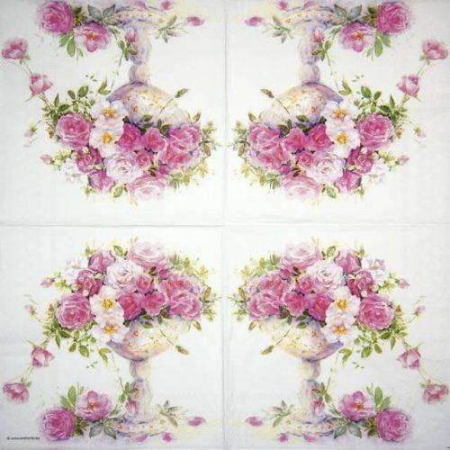 Lunch Napkins (20) - Flora