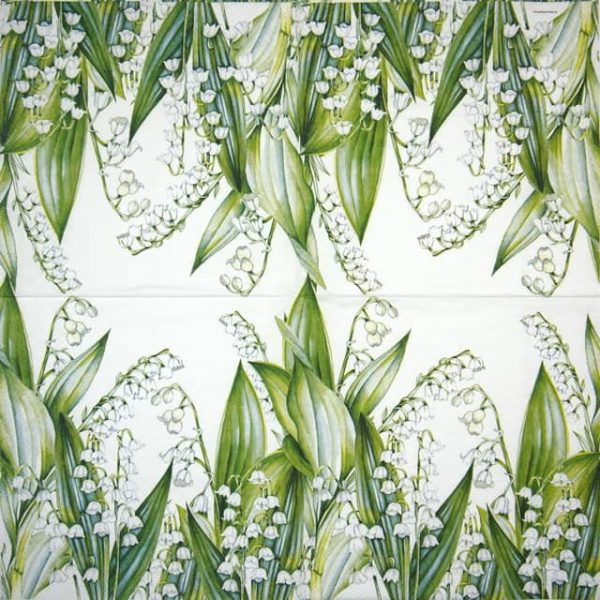 Cocktail Napkins (20) - Sweet Lily