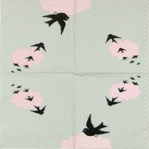 Paper Napkin - Arioso nude
