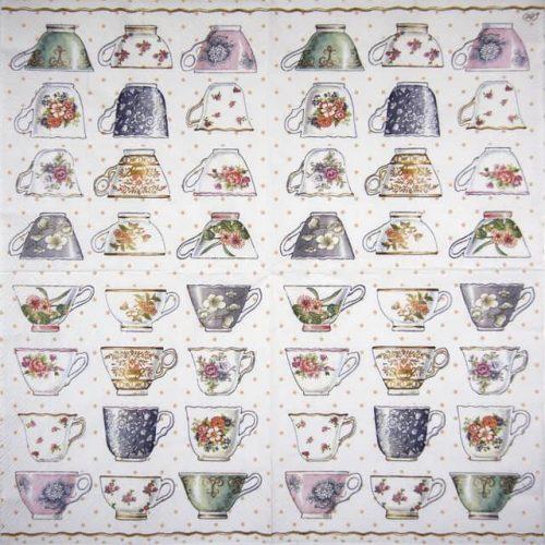 Paper Napkin - Classic cups