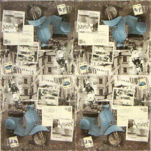 Paper Napkin - La Dolce Vita