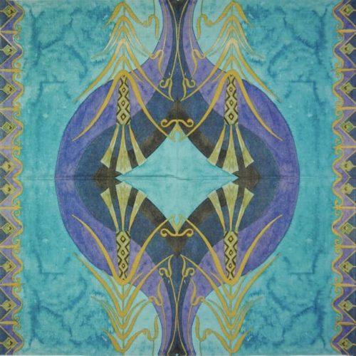 Paper Napkin - Dominique Tage: Babylon