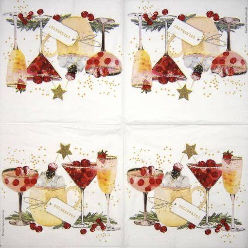Paper Napkin - Carson Higham: Celebrate!