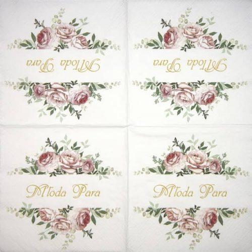 Paper Napkin - Gorgeous Frame