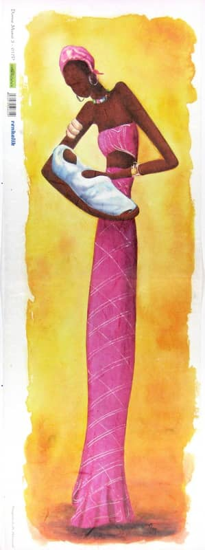 Rice Paper - Donna Masai 3
