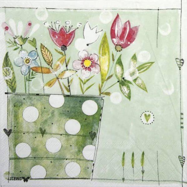 Paper Napkin - Nathalia