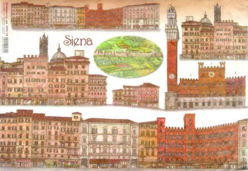Rice Paper - Siena