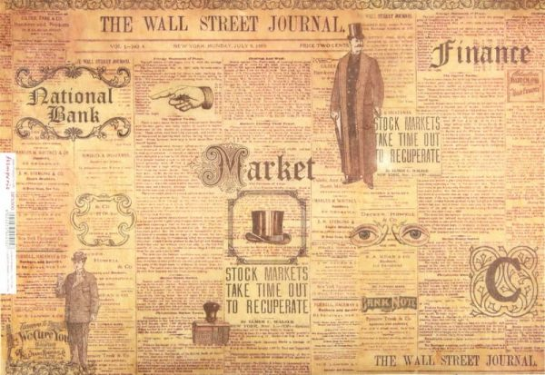 Rice Paper - The Wall Street Journal