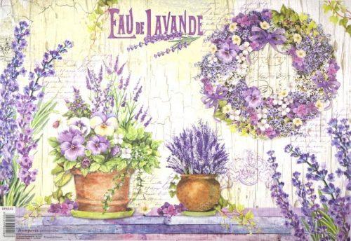 Rice Paper - Eau de Lavende