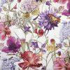 Paper Napkin - Floral Poem