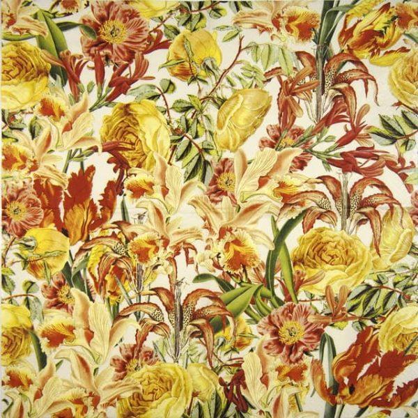 Lunch Napkins (20) - Vibrant Flowers