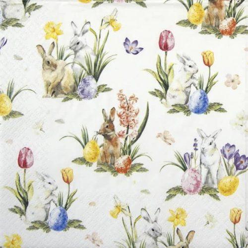 Paper Napkin - World of Easter